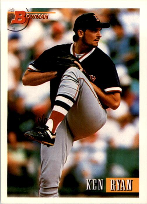 1993 Bowman #3 Ken Ryan RC