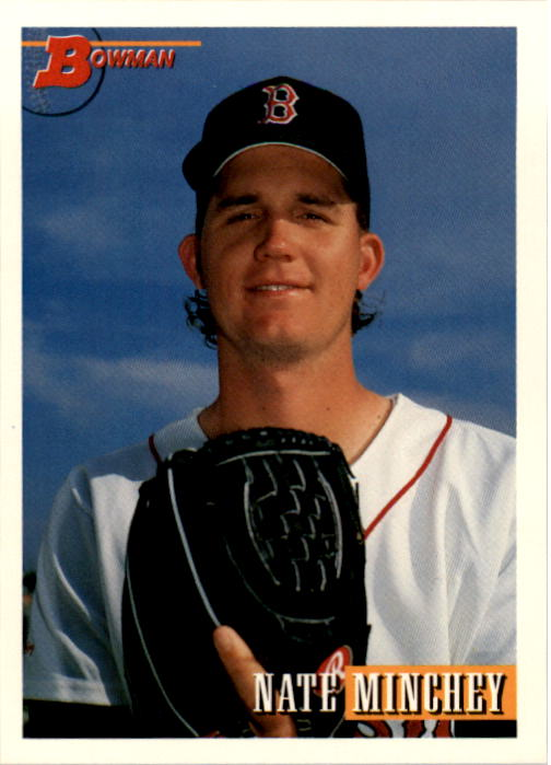 1993 Bowman #31 Nate Minchey RC