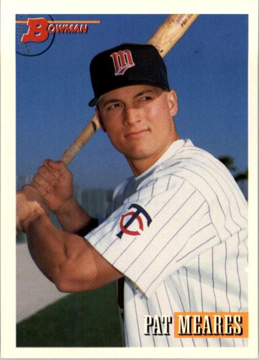 1993 Bowman #45 Pat Meares RC