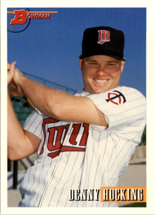 1993 Bowman #73 Denny Hocking RC