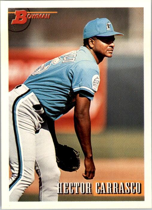 1993 Bowman #262 Hector Carrasco RC