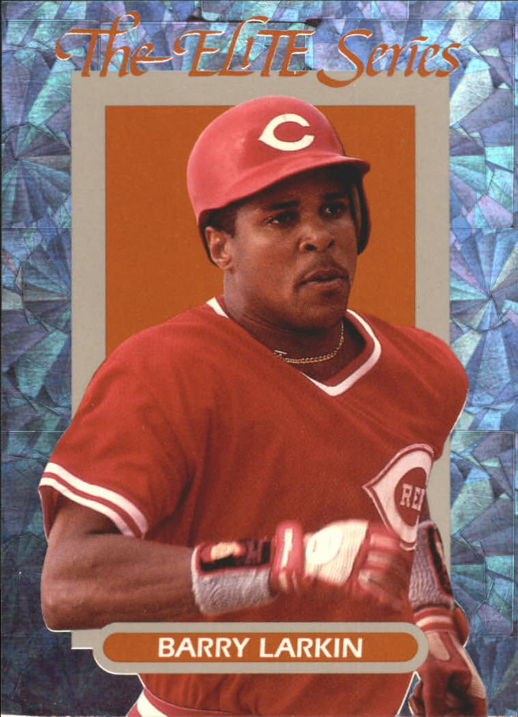 1993 Donruss Elite #23 Barry Larkin