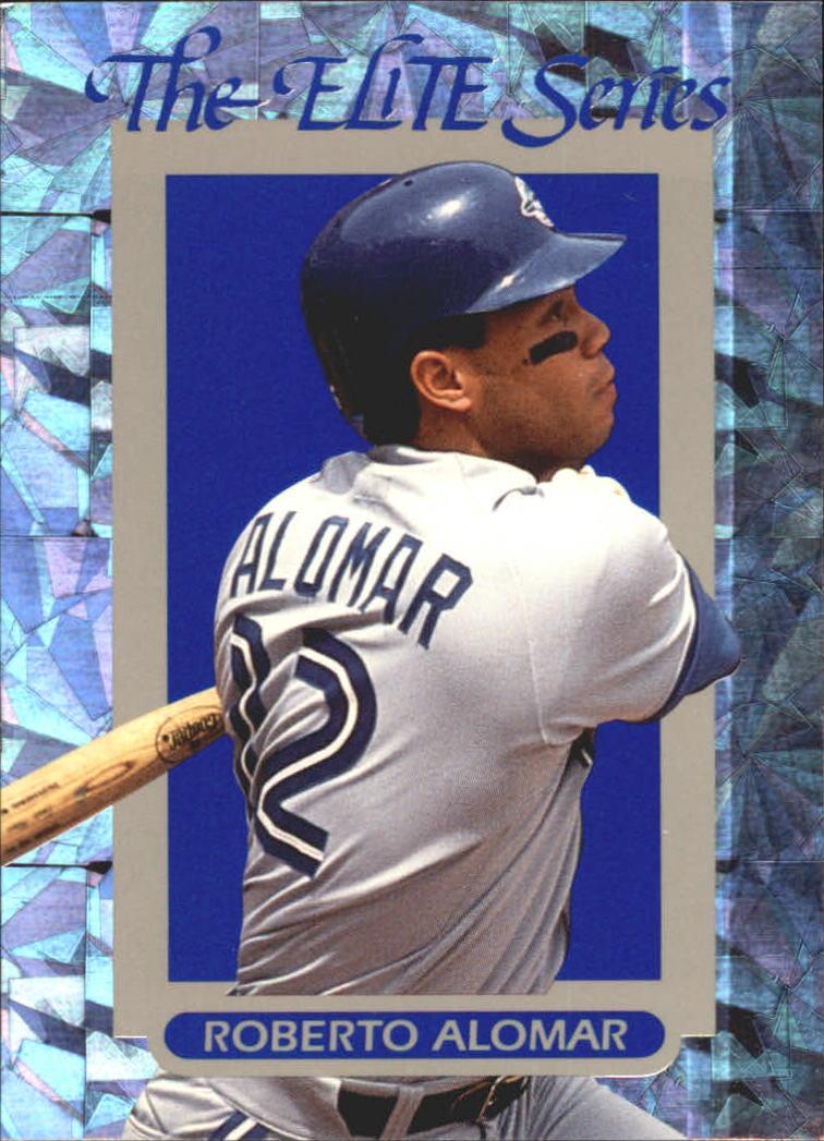 1993 Donruss Elite #26 Roberto Alomar