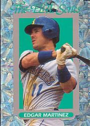 1993 Donruss Elite #27 Edgar Martinez