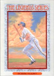 1993 Donruss Elite #L3 Robin Yount Legend