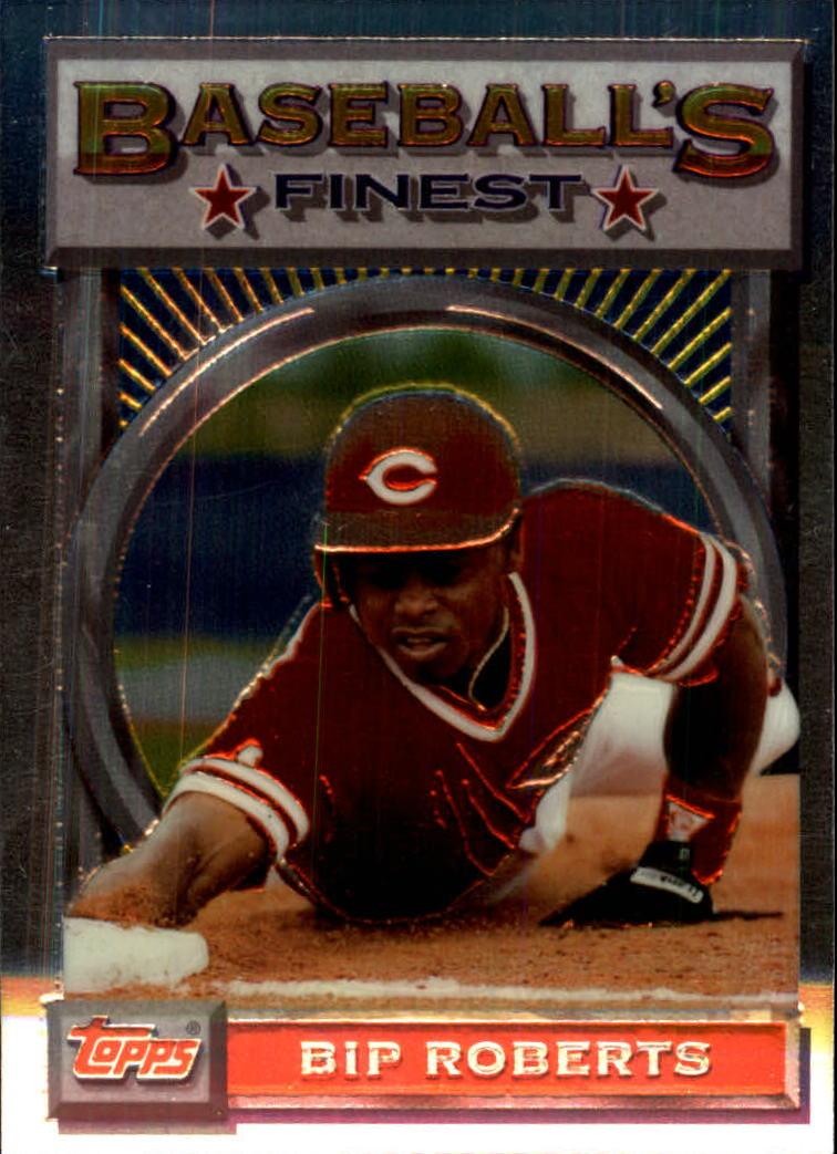 1993 Finest #15 Bip Roberts