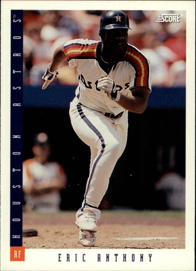 1993 Score #173 Eric Anthony