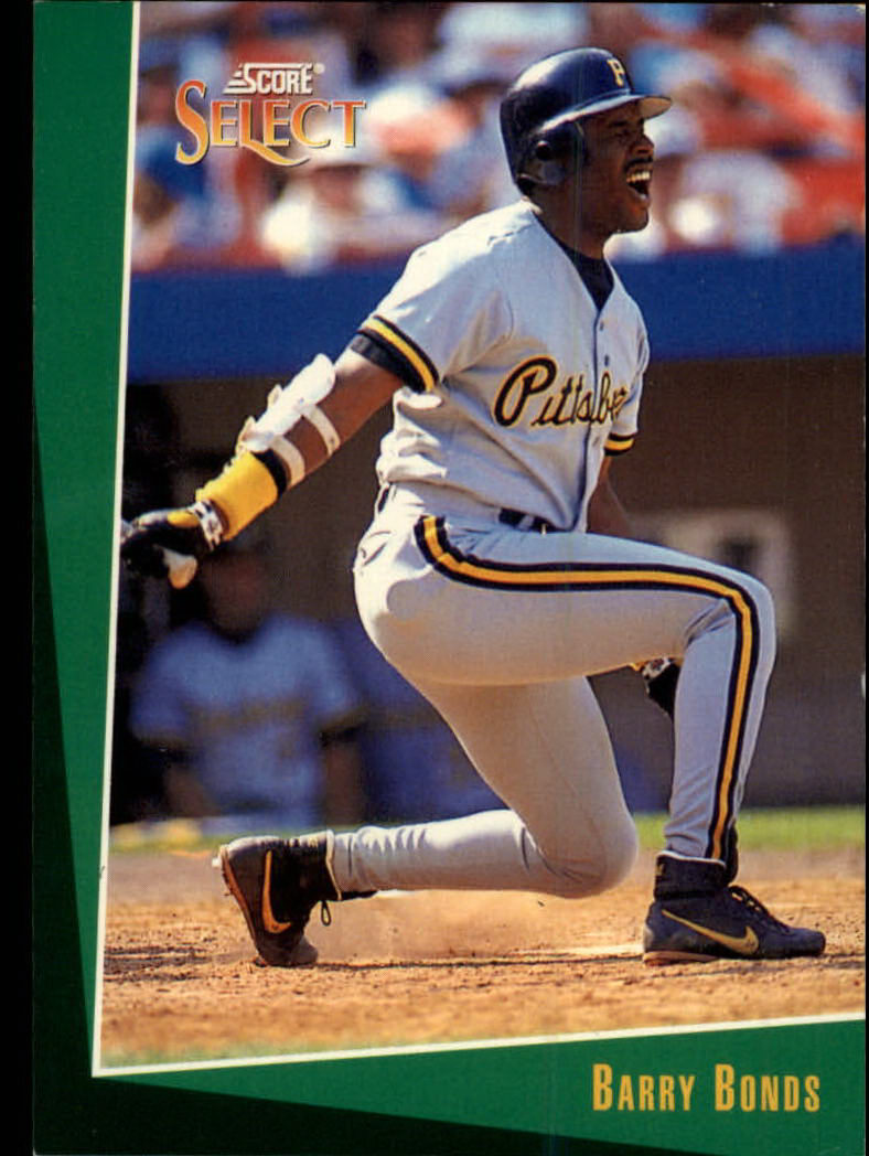 1993 Select #1 Barry Bonds