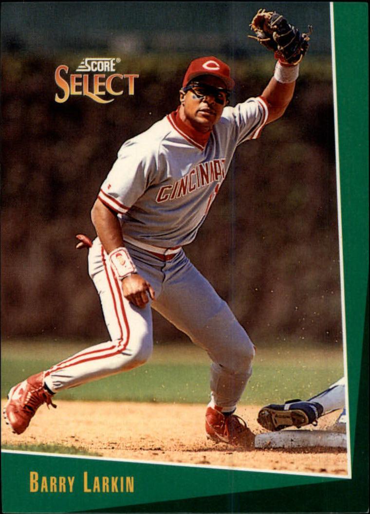 1993 Select #23 Barry Larkin