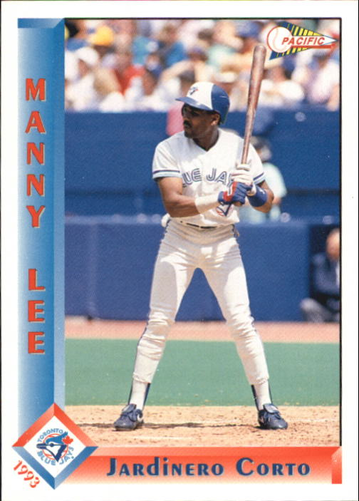 1993 Pacific Spanish #325 Manny Lee