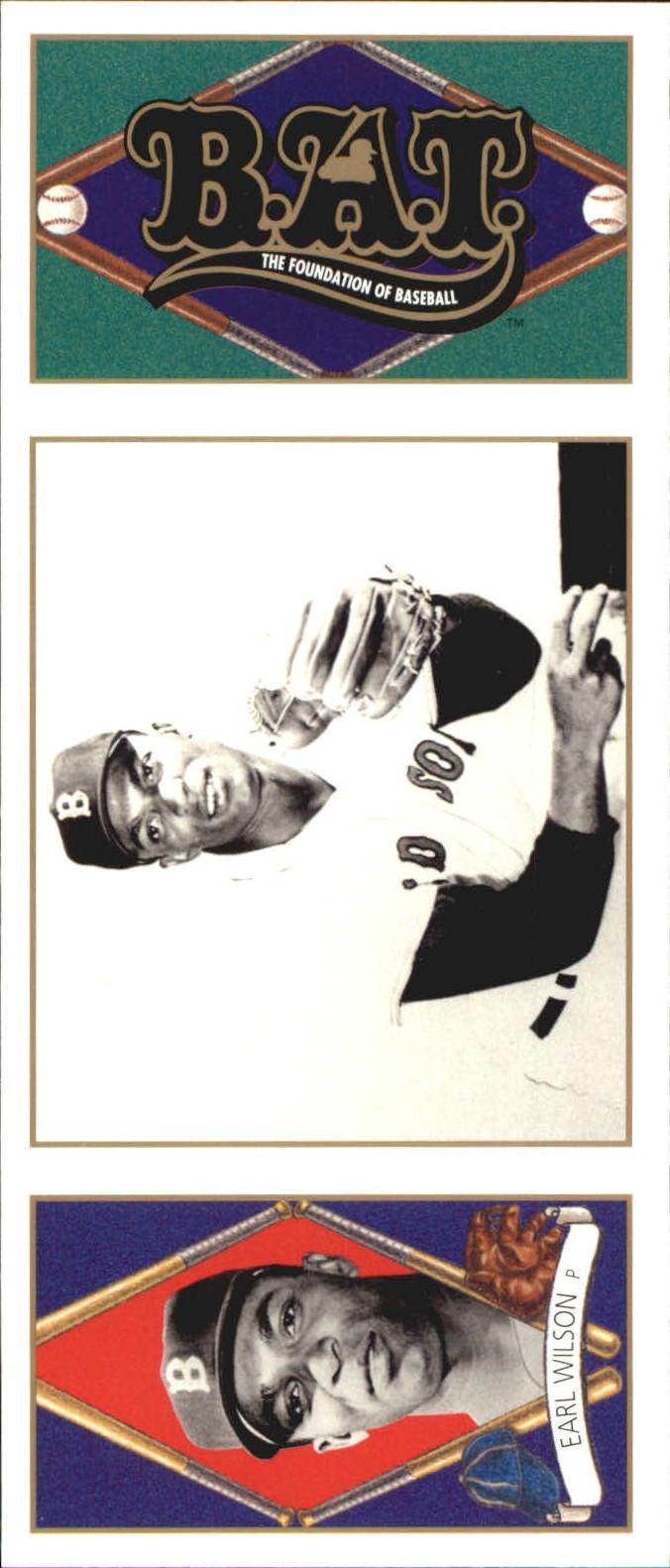 1993 Upper Deck All-Time Heroes #127 Earl Wilson