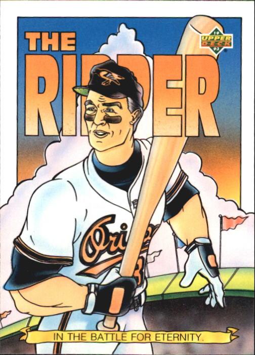 1993 Fun Pack #32 Cal Ripken HERO