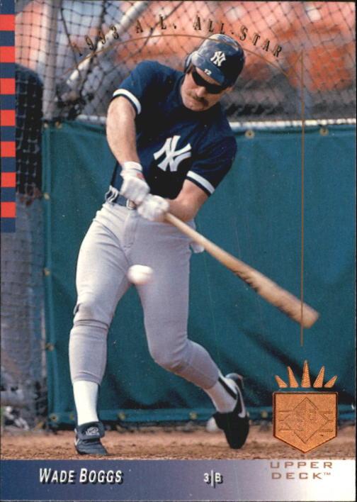 1993 SP #2 Wade Boggs AS
