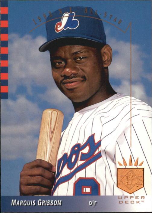 1993 SP #12 Marquis Grissom AS