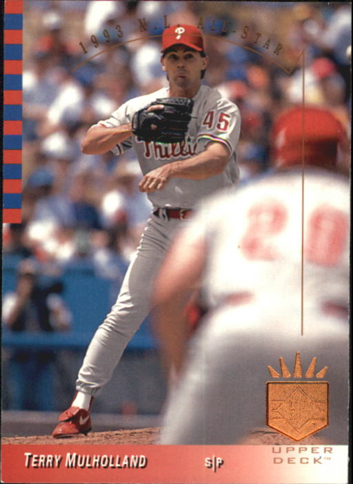 1993 SP #16 Terry Mulholland AS