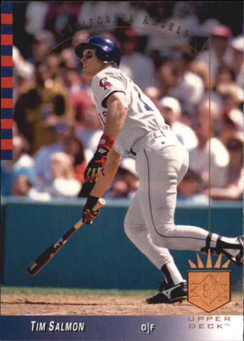 1993 SP #25 Tim Salmon