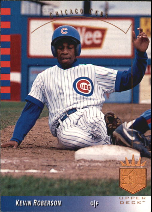 1993 SP #88 Kevin Roberson RC