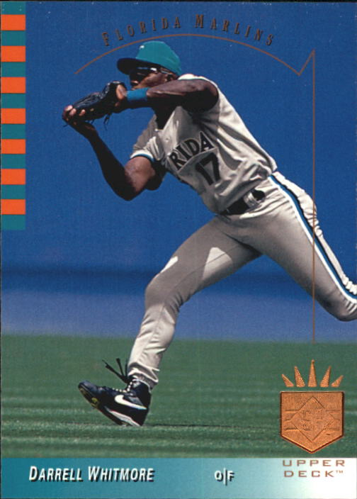 1993 SP #144 Darrell Whitmore RC