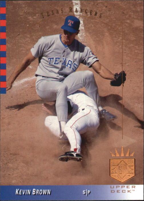 1993 SP #190 Kevin Brown