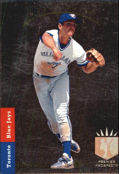 1993 SP #278 Alex Gonzalez FOIL