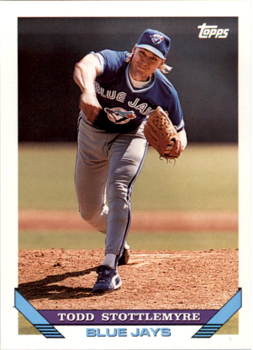 1993 Topps #23 Todd Stottlemyre