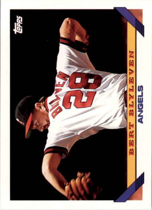 1993 Topps #48 Bert Blyleven