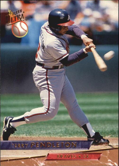 Buy 1993 Ultra Sports Cards Online Baseball Card Value