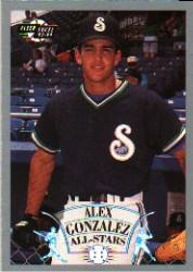 1993-94 Excel All-Stars #5 Alex Gonzalez