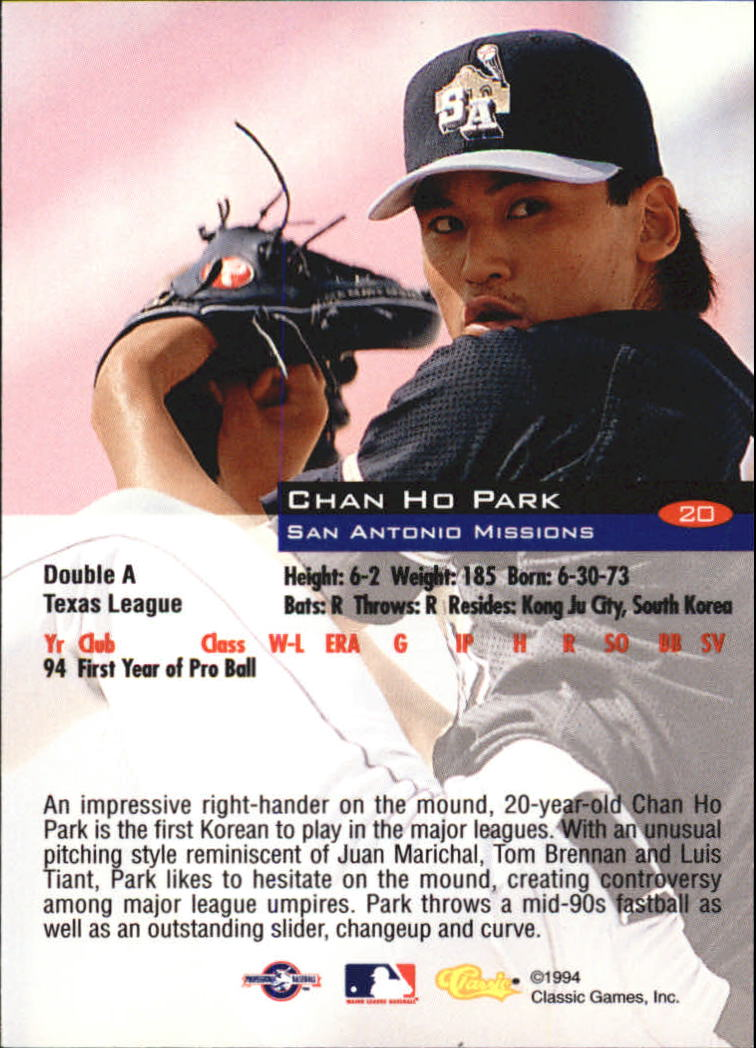 1994-Classic-Baseball-1-200-Your-Choice-GOTBASEBALLCARDS thumbnail 29
