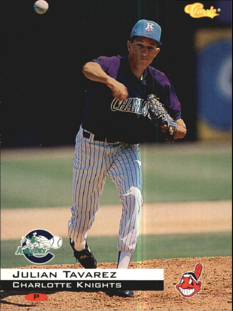 1994 Classic #46 Julian Tavarez