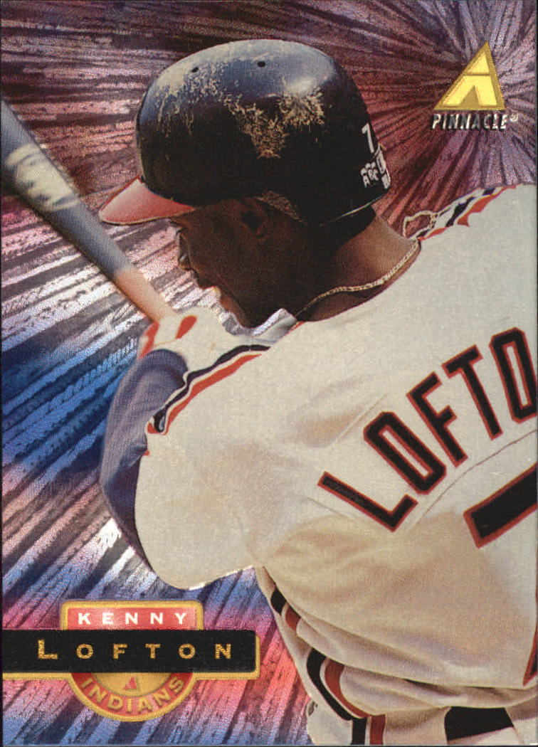 1994 Pinnacle Museum Collection #179 Kenny Lofton