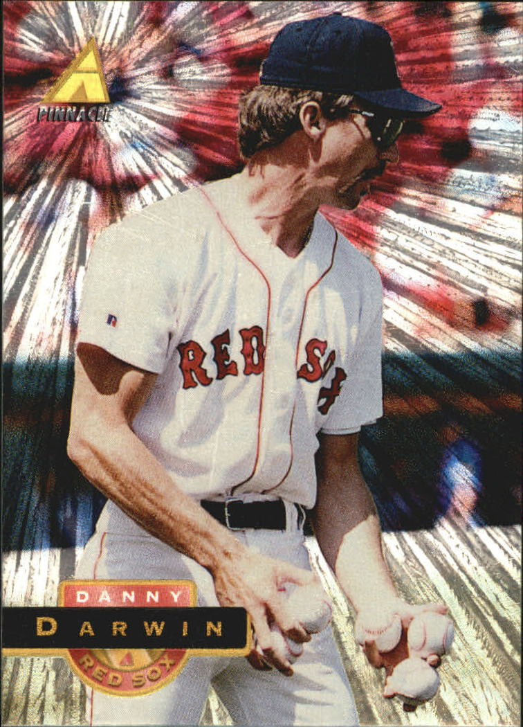 1994 Pinnacle Museum Collection #303 Danny Darwin