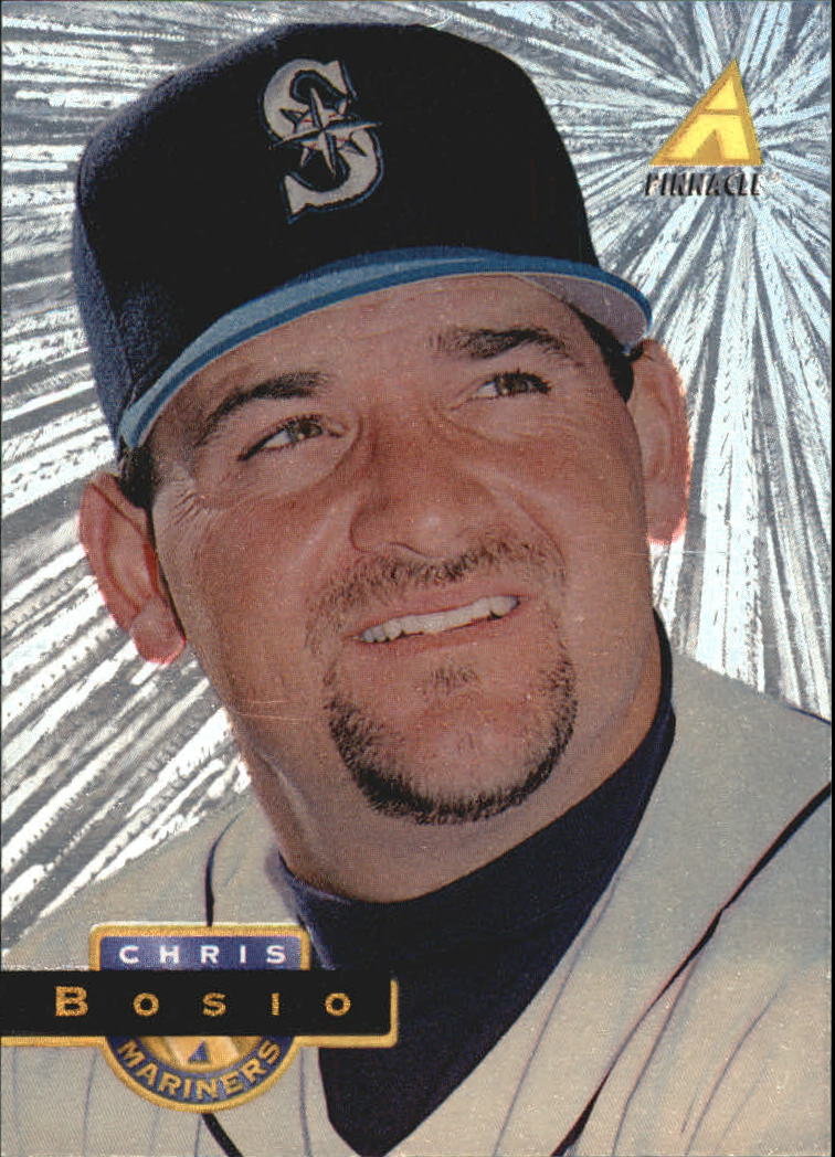 1994 Pinnacle Museum Collection #372 Chris Bosio