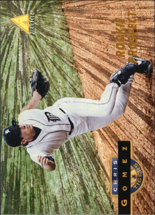 1994 Pinnacle Museum Collection #414 Chris Gomez