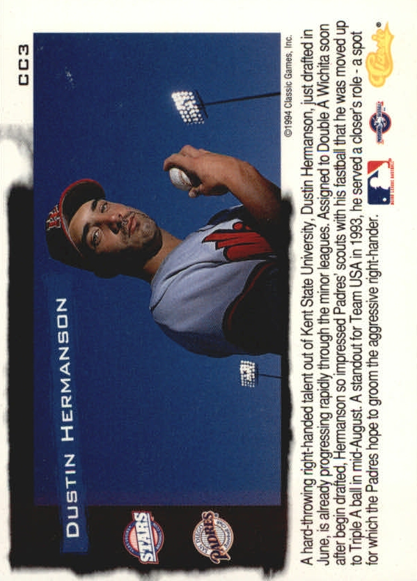 1994-Classic-Update-Cream-of-the-Crop-Baseball-1-20-Your-Choice-COMBINE-S-H thumbnail 5