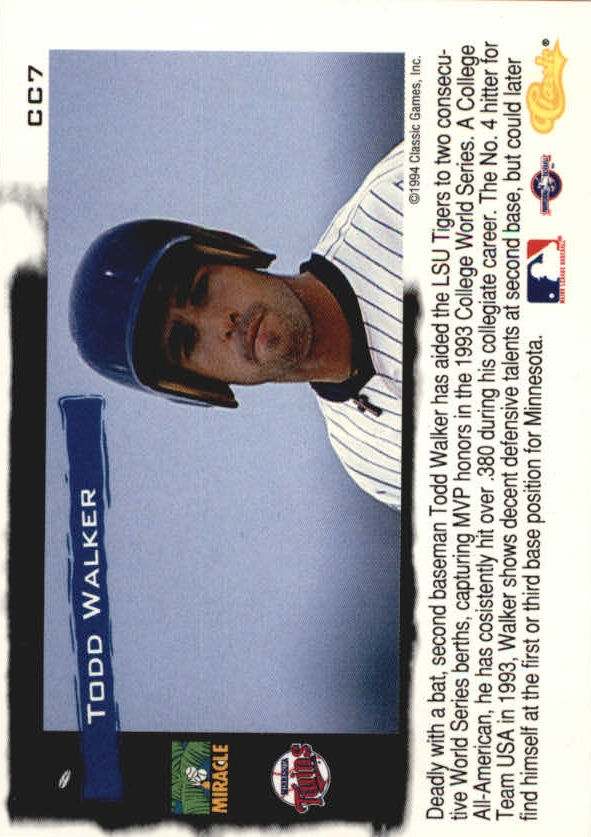 1994-Classic-Update-Cream-of-the-Crop-Baseball-1-20-Your-Choice-COMBINE-S-H thumbnail 9