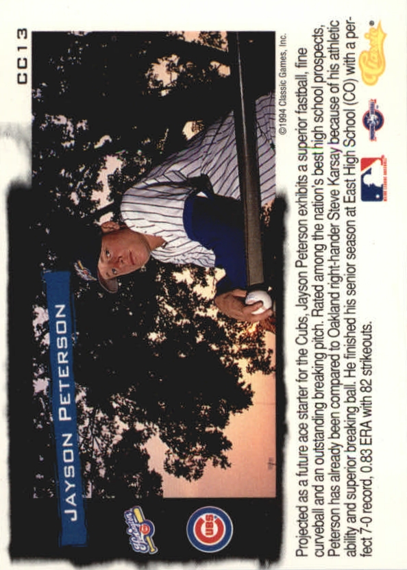 1994-Classic-Update-Cream-of-the-Crop-Baseball-1-20-Your-Choice-COMBINE-S-H thumbnail 13