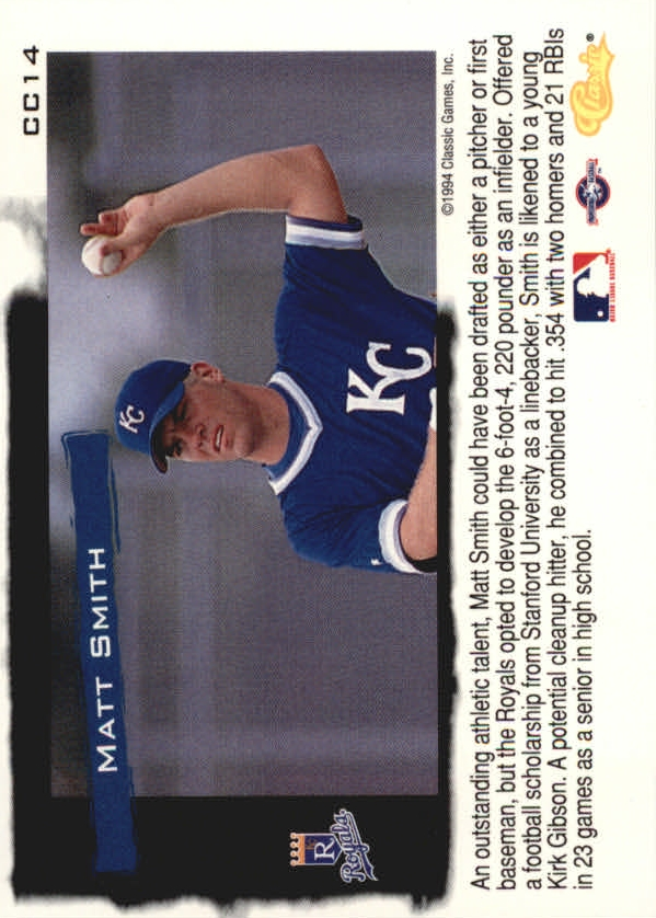 1994-Classic-Update-Cream-of-the-Crop-Baseball-1-20-Your-Choice-COMBINE-S-H thumbnail 15