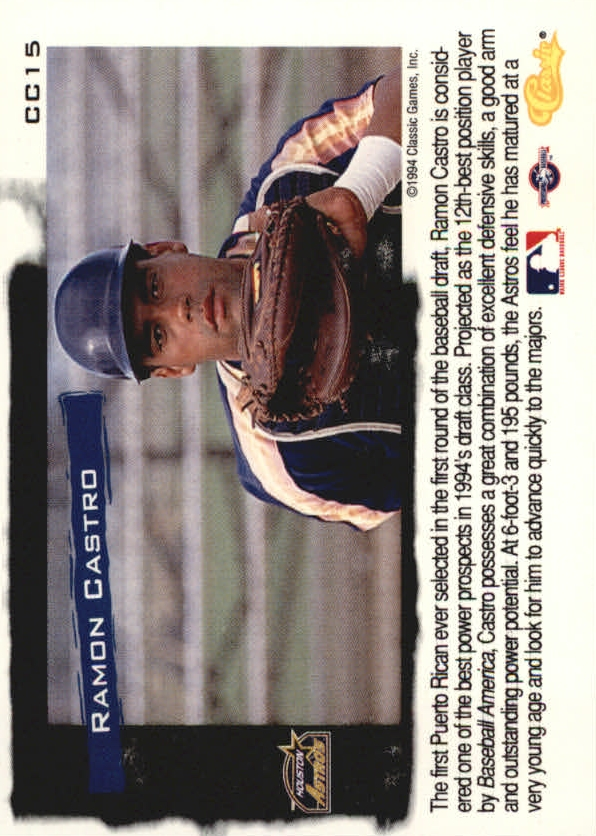 1994-Classic-Update-Cream-of-the-Crop-Baseball-1-20-Your-Choice-COMBINE-S-H thumbnail 17