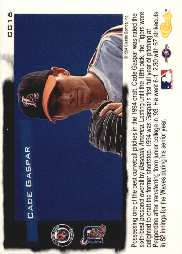 1994-Classic-Update-Cream-of-the-Crop-Baseball-1-20-Your-Choice-COMBINE-S-H thumbnail 19