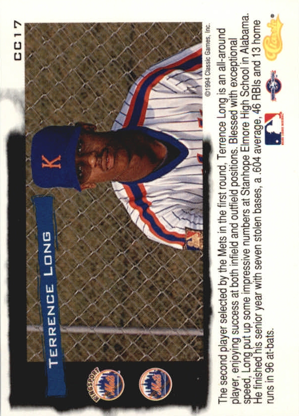 1994-Classic-Update-Cream-of-the-Crop-Baseball-1-20-Your-Choice-COMBINE-S-H thumbnail 21