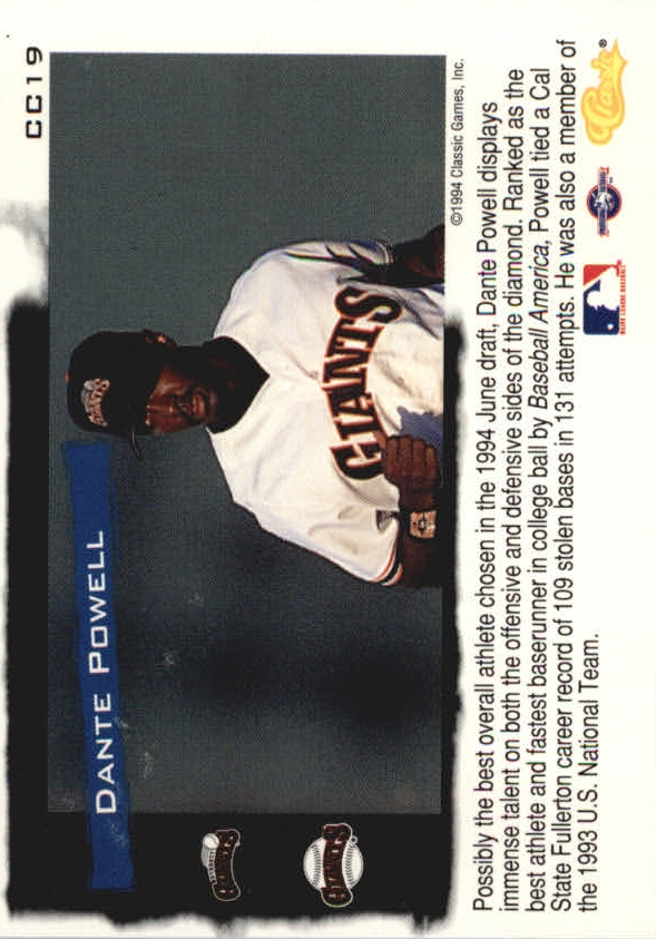 1994-Classic-Update-Cream-of-the-Crop-Baseball-1-20-Your-Choice-COMBINE-S-H thumbnail 23