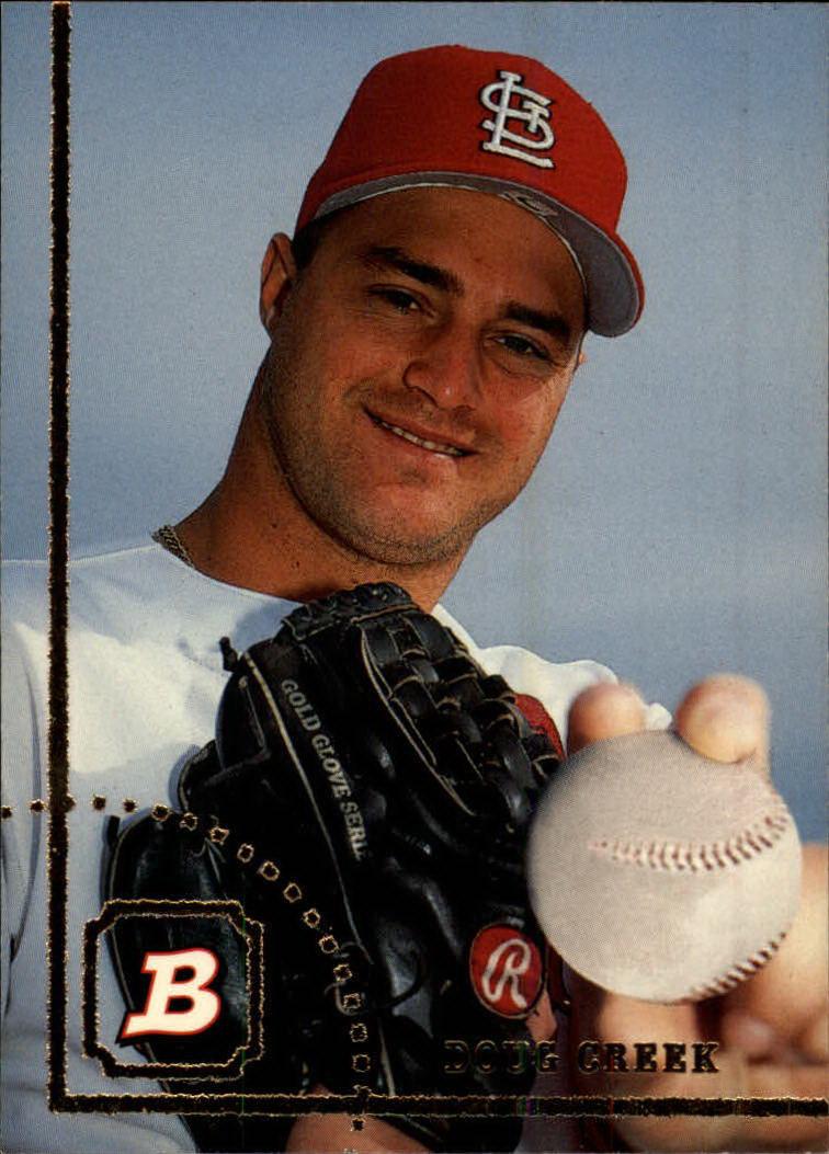 1994 Bowman #3 Doug Creek RC