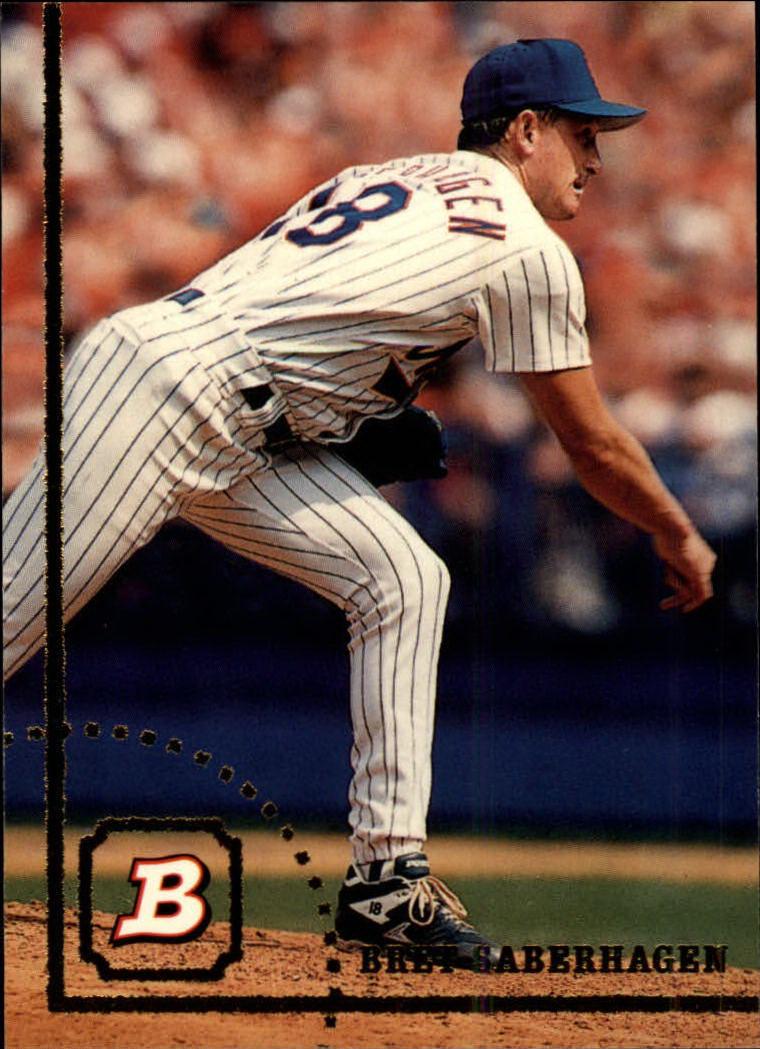 1994 Bowman #16 Bret Saberhagen