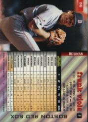1994 Bowman #35 Frank Viola back image