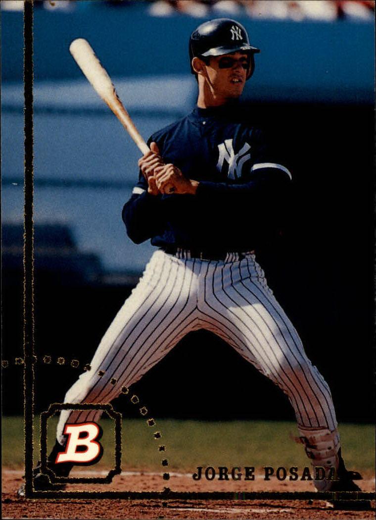 1994 Bowman #38 Jorge Posada RC