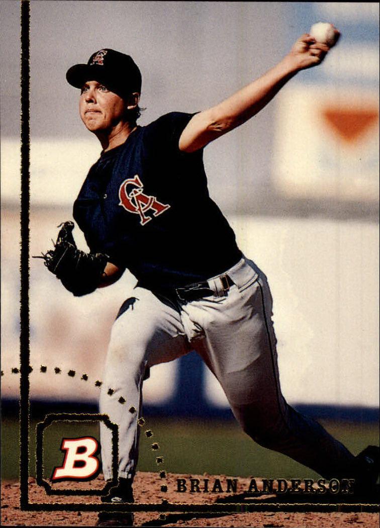 1994 Bowman #39 Brian Anderson RC