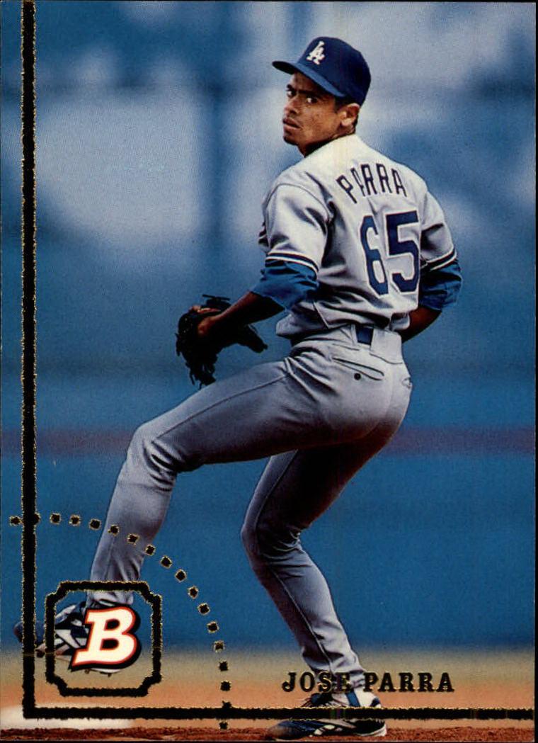 1994 Bowman #42 Jose Parra RC