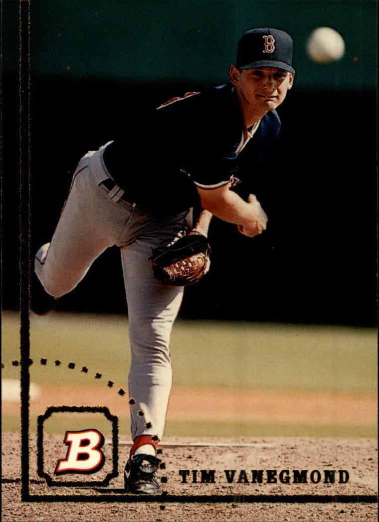 1994 Bowman #63 Tim Vanegmond RC