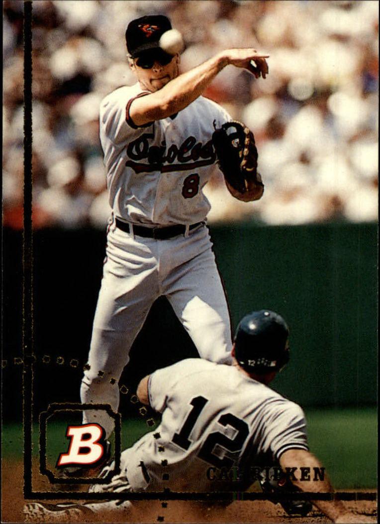 1994 Bowman #75 Cal Ripken